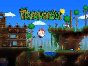 Terraria 0.3.5.3 скачать для Android полная версия