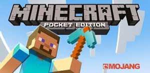 Скачать Minecraft PE 0.1.3.52 в Android беззлатно держи русском